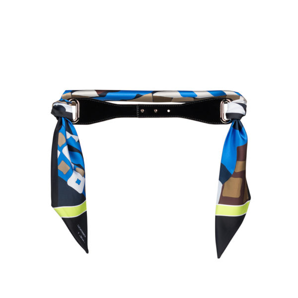 WaistBeltBlackScarf