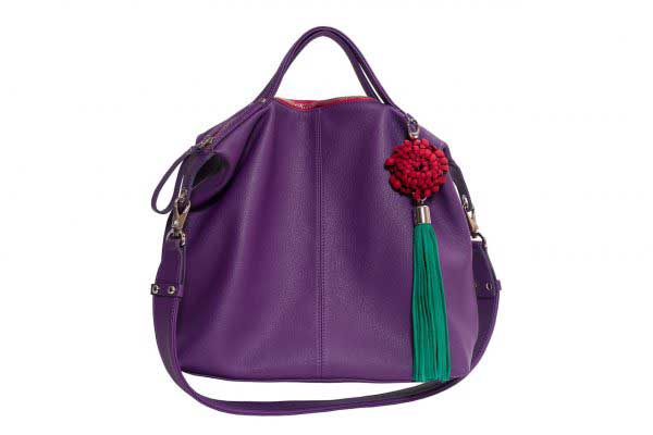 Baggu-Flowers-Violet